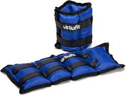 VirtuFit Enkelgewichten / Polsgewichten 2 x 1 kg