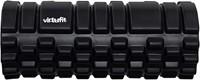 VirtuFit Grid Foam Roller 33 cm Zwart-3