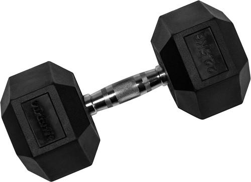 VirtuFit Hexa Dumbbell Pro - 22,5 kg - Per Stuk