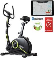 VirtuFit iConsole HTR 2.1 Ergometer Hometrainer - Inclusief Gratis Training DVD en trainingsschema-1