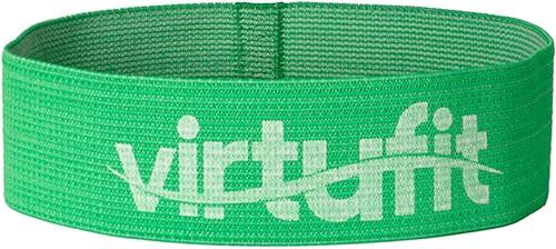 VirtuFit Mini Weerstandsband - Katoen - Groen - Medium