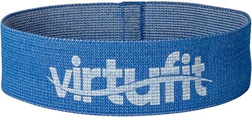 VirtuFit Mini Weerstandsband - Katoen - Blauw - Sterk