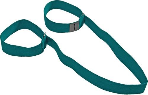 VirtuFit Premium Yogamat Draagriem - Ocean Green