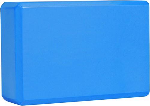 VirtuFit Yoga Blok - EVA Foam - Blauw