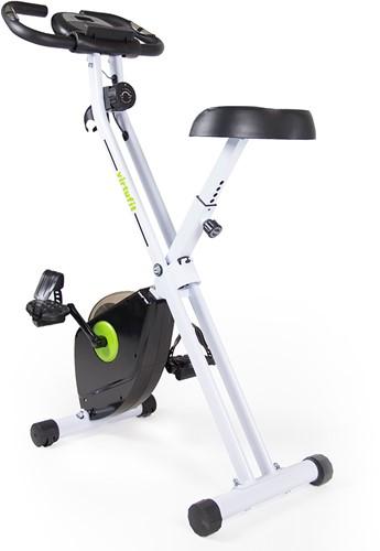 VirtuFit Opvouwbare Hometrainer met Tablethouder - Gratis trainingsschema