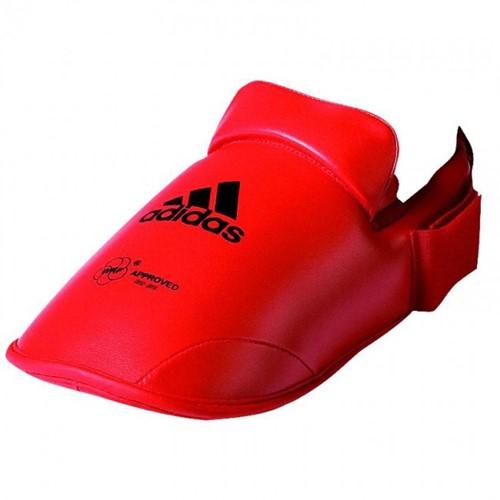 Adidas WFK Voetbeschermer - Rood - S