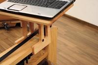 Waterrower Laptop Steun - Natural-3