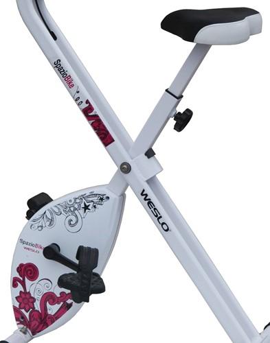 Weslo S Folding Bike Hometrainer - Gratis trainingsschema-3