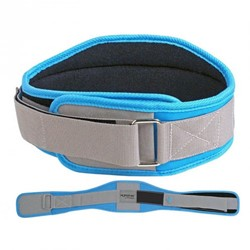 Harbinger Women's Competition CoreFlex Belt Gray/Blue