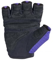 Harbinger Womens FlexFit fitness handschoenen Paars-2