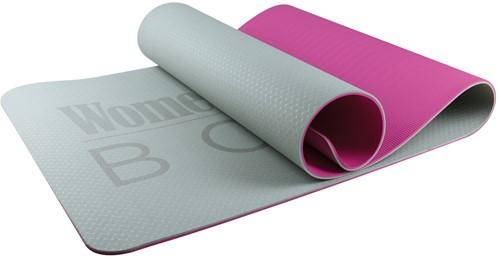 Women's Health Gym Mat - Fitnessmat - Yogamat -173 x 61 x 0,6 cm