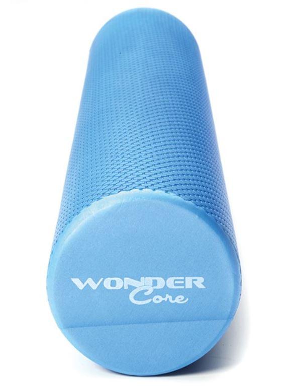 Wonder Core Foam Roller 90 cm Blue