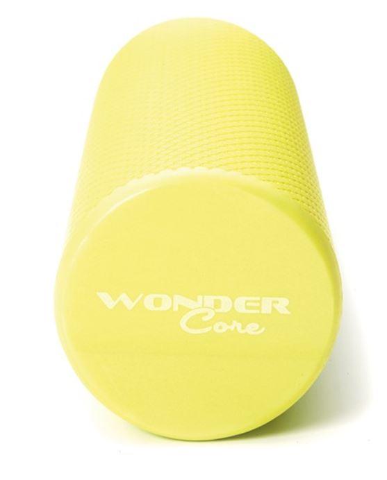 Wonder Core Foam Roller 90 cm Green