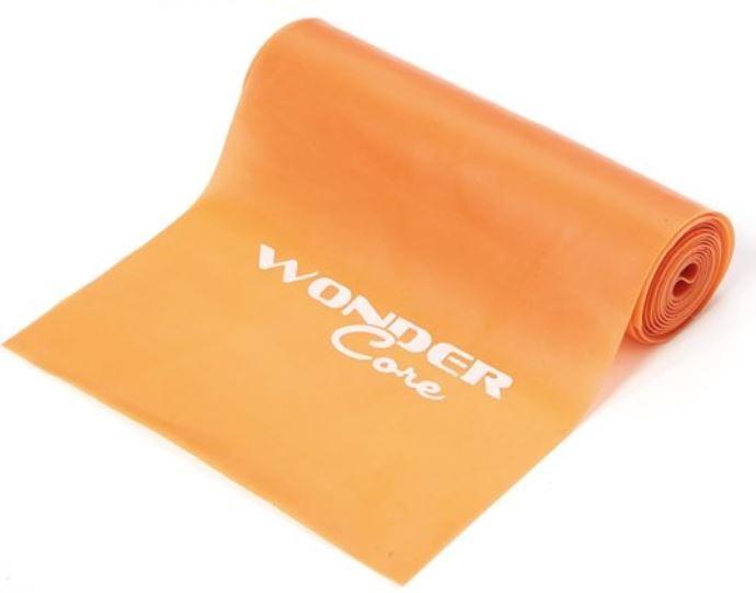 Wonder Core Latex Band 0,25 mm Orange