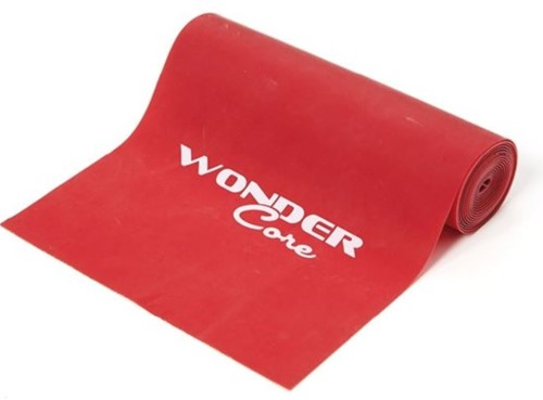 Wonder Core Latex Band - Rood - Licht
