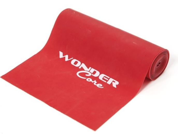 Wonder Core Latex Band 0,35 mm Red