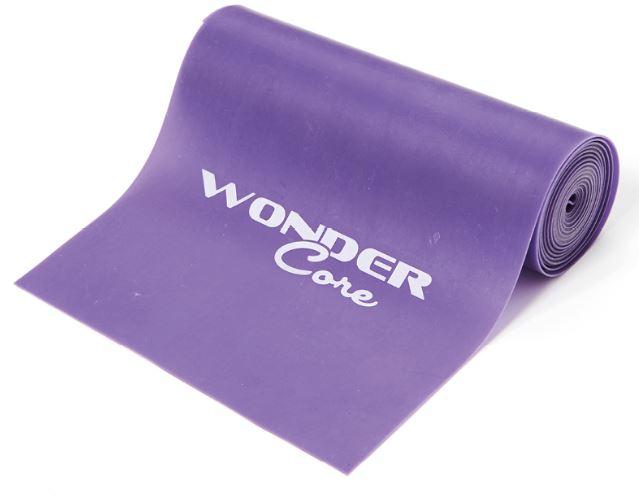 Wonder Core Latex Band 0,5 mm Purple