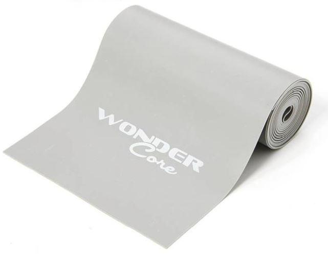 Wonder Core Latex Band 0,7 mm Gray