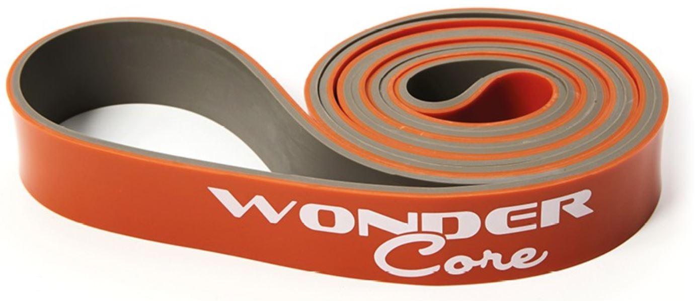 Wonder Core Pull Up Band 3,2 cm Orange-Gray