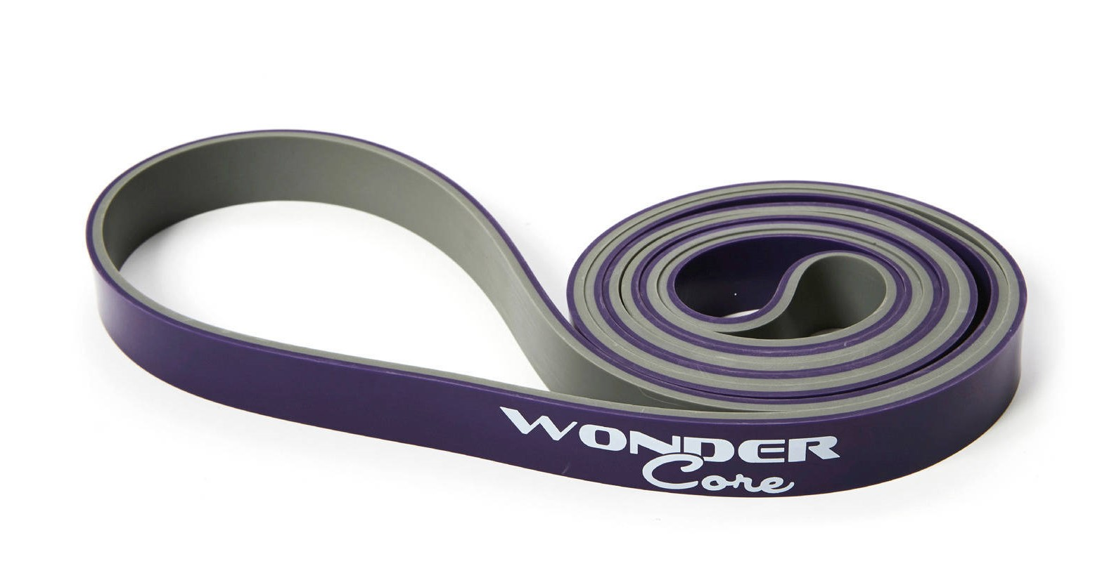 Wonder Core Pull Up Band 2,1 cm Purple-Gray