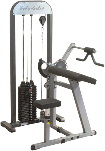 Body-Solid Biceps & Triceps Machine
